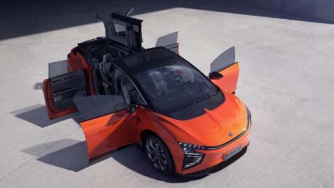 最贵的中国品牌电动车,就这样?