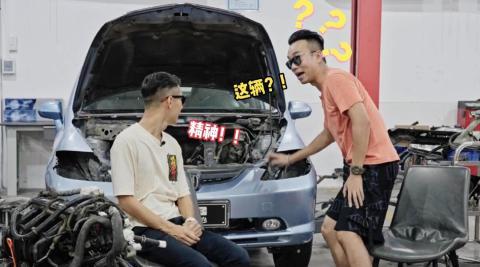 花车价好几倍的预算来修车?