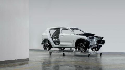 未来汽车的标准是什么?这是沃尔沃的答案