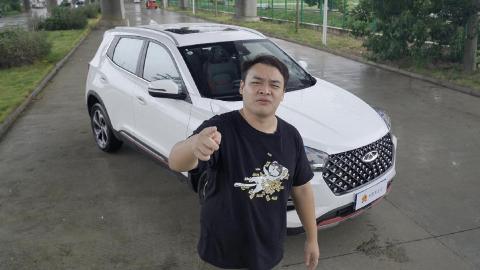 8万元的SUV,值得成为你第一台车?